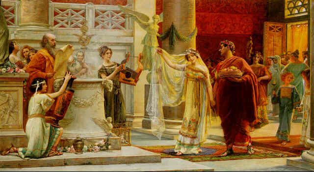 The Role Of Religion In The Major Celebrations In Romans Lives - Roman religion